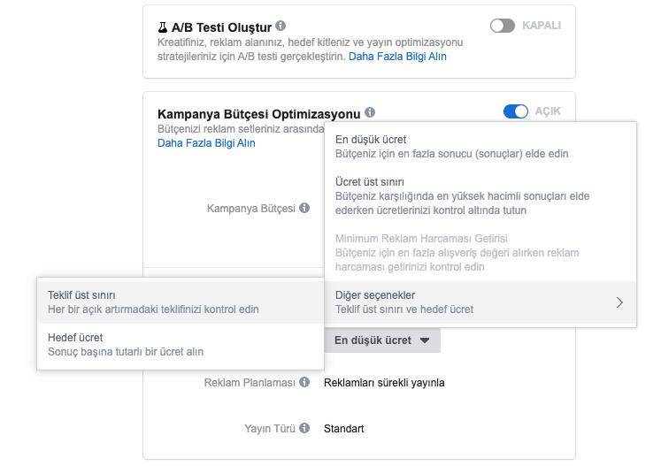 Facebook Instagram Kampanya Teklif Stratejileri Nelerdir?