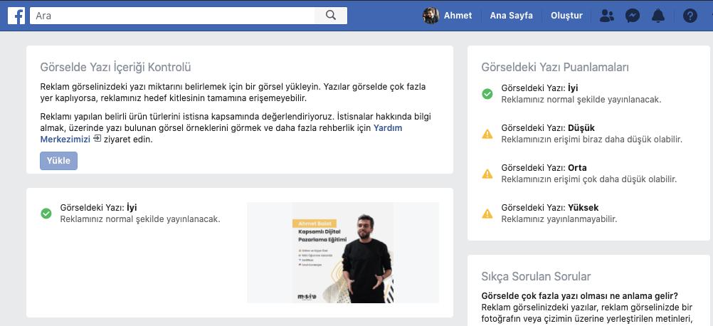 Facebook Yazı Bindirmesi Aracı Nedir?  Nasıl Kullanılır