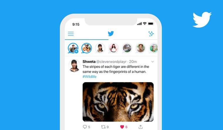 Twitter Hikayeler Fleets Özelliği Yayında