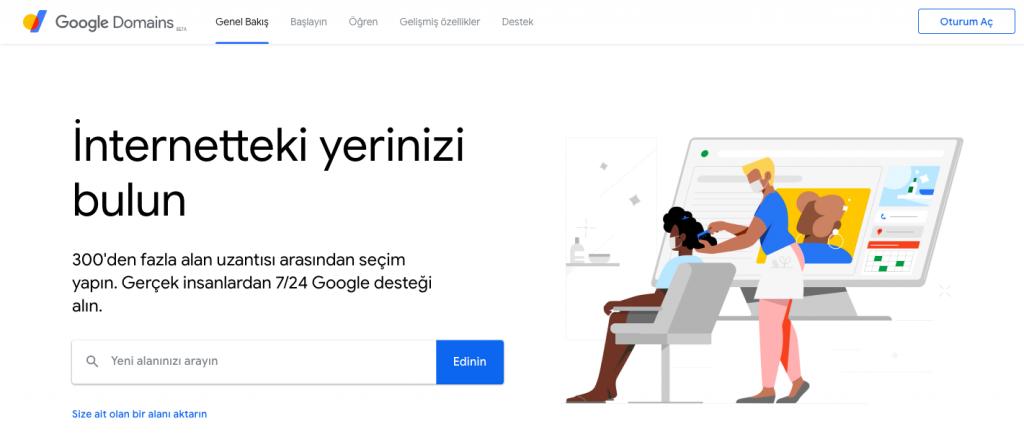 Google Domains Nedir? Nasıl Kullanılır?