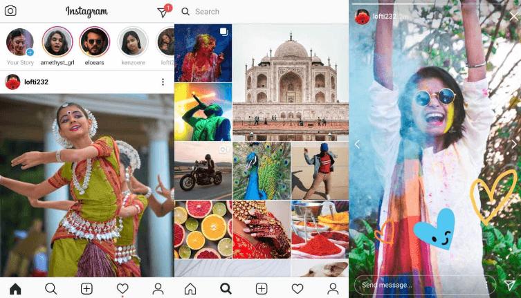 Instagram Lite Özelliği Geri Dönüyor