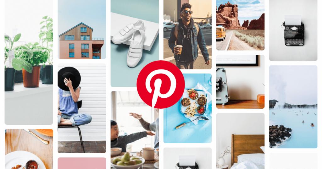 Pinterest Çevrimiçi Etkinlikler