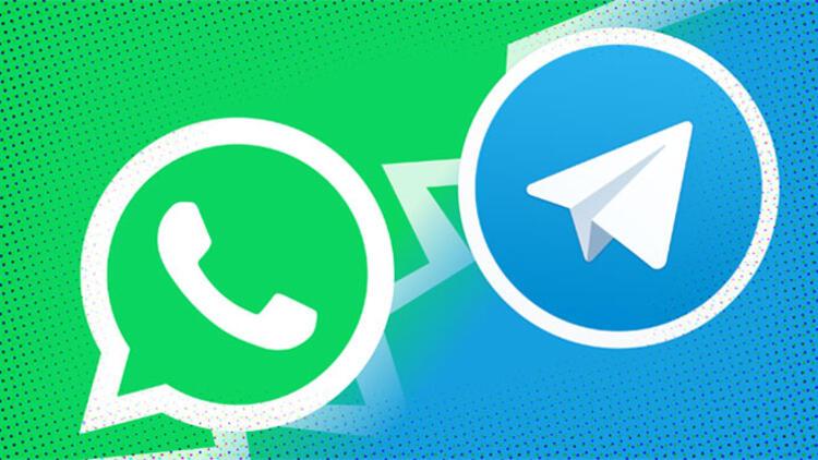 WhatsApp ve Telegram Arasındaki Farklar