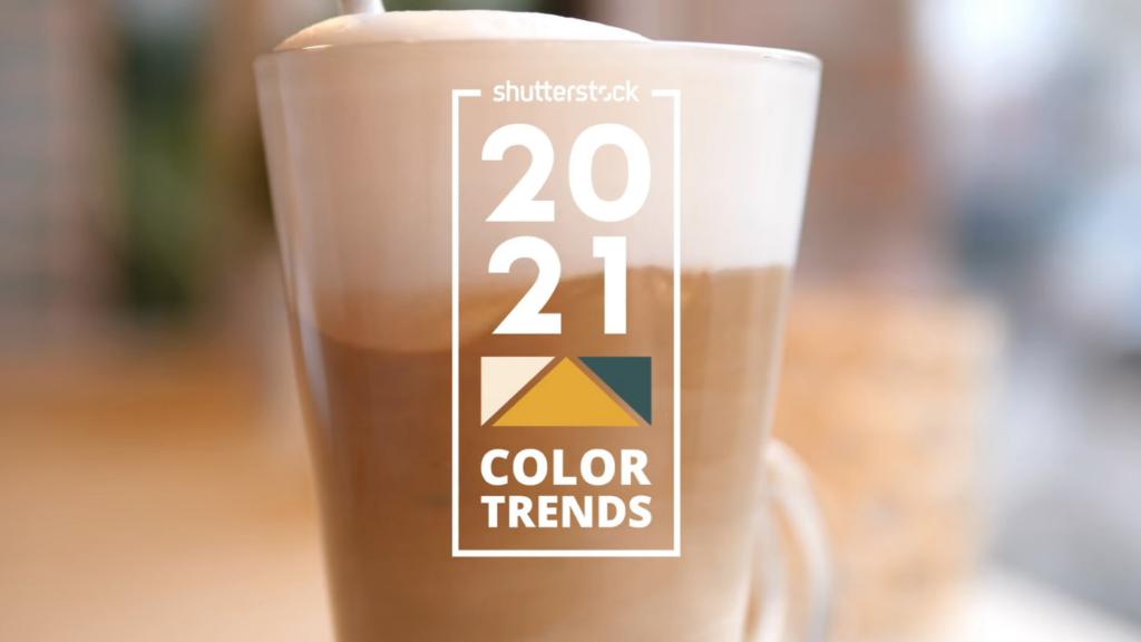Shutterstock 2021 Yılının Renk Trendlerini Açıkladı