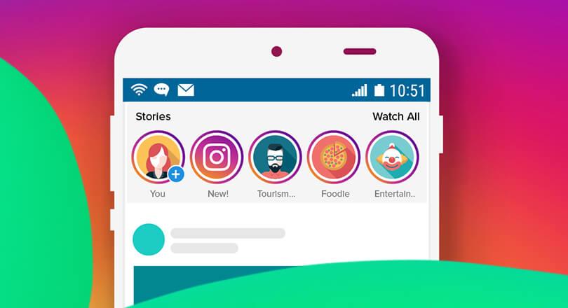 Instagram'a Dikey Hikayeler Geliyor