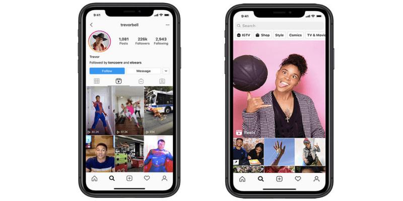 Instagram Algoritması IGTV Videoları ve Reels İçin Nasıl Çalışıyor?