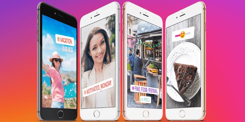 Instagram Hikayelerinizde Çıkartmalar Kullanarak Etkileşimi Artırın