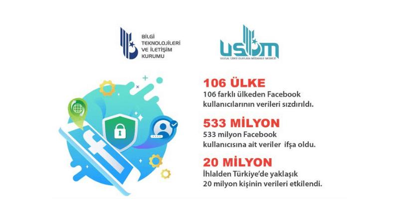Bakanlık'tan Facebook Kullanıcıları İçin Uyarı