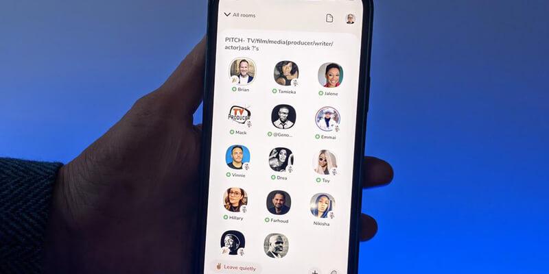 Clubhouse Google Play Store'da Milyon İndirmeyi Geçti