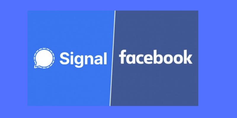 Facebook, Signal reklamlarını engelledi