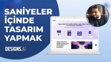 Designs.ai ile Saniyeler İçinde Tasarım Yapmak - Ahmet BALAT