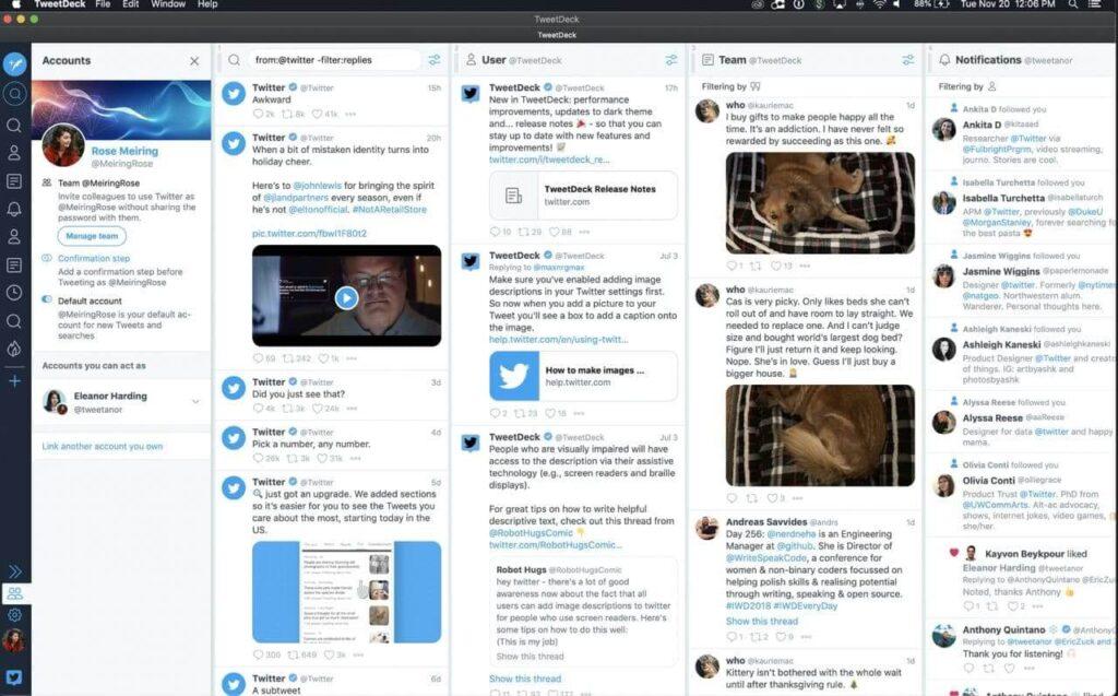 TweetDeck Nedir? Tweet Planlama