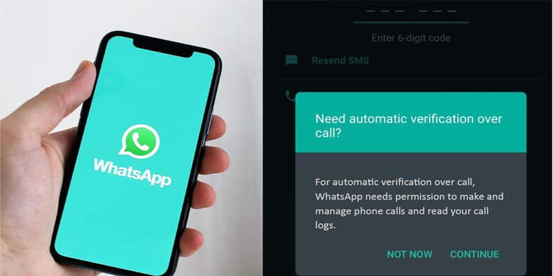 WhatsApp, hesaplara daha hızlı giriş yapmak için Flash Calls özelliği sunuyor