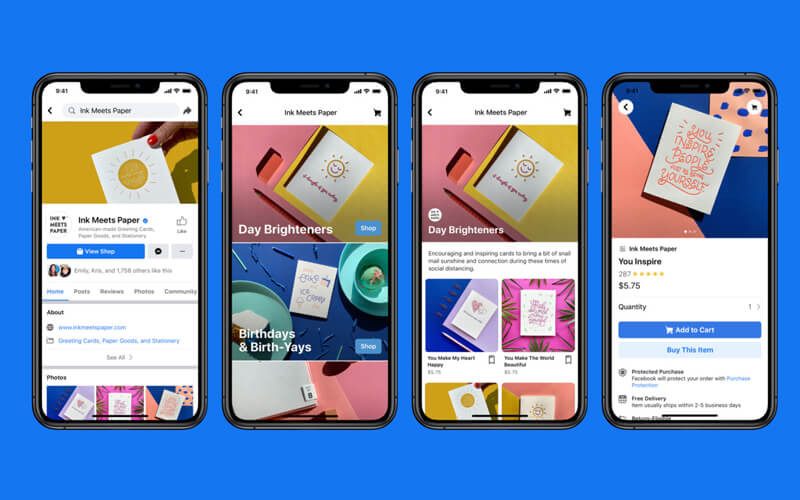 Instagram Mağazalar İçin Reklam Özelliği