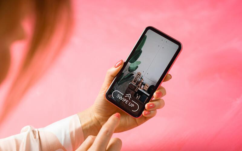 Instagram Yukarı Kaydır Özelliğini Kaldırıyor