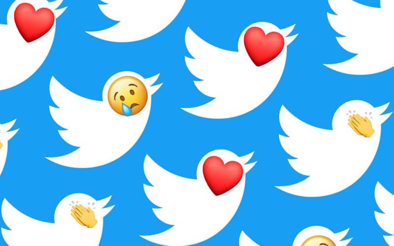 Twitter Reaksiyon Özelliğini Türkiye'de Test Ediyor