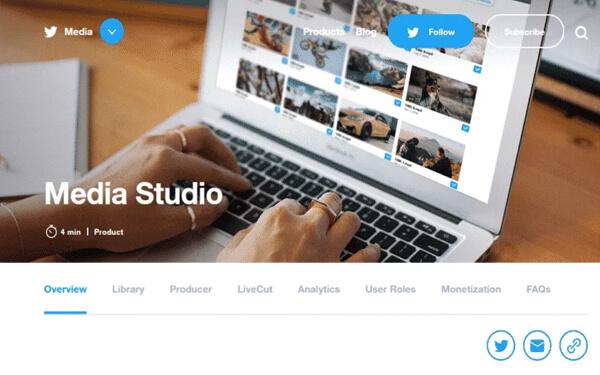 Twitter Medya Stüdyo nedir?