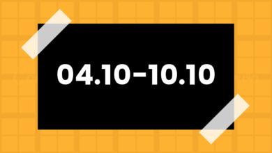 4-10 Ekim Haftalık Bülten