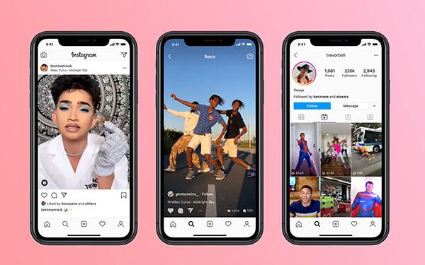 Instagram, Reels videoları için ödül verecek